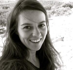 Melanie Jucker down to earth