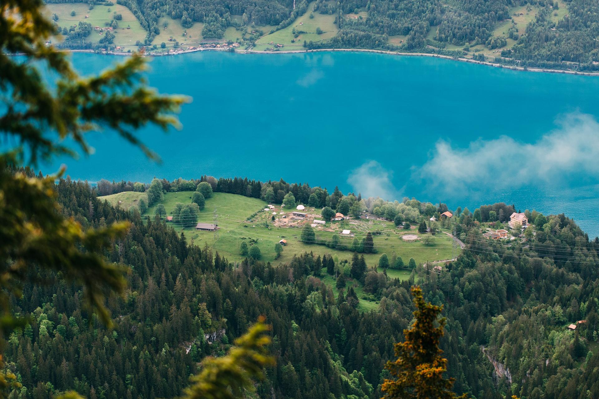 down to earth Alpine Permakultur Schweibenalp