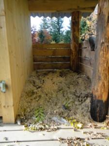 Trockentoilette, Komposttoilette